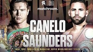 Se venden 20 mil boletos para pelea de Canelo Álvarez ante Billy Joe Saunders
