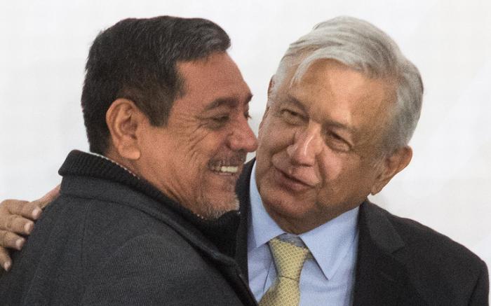 Validan  candidatura  de Felix Salgado a gubernatura de Guerrero
