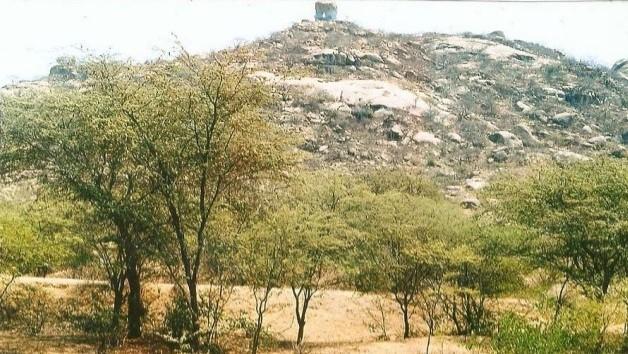 DOMINGO DE LEYENDA: EL CERRO DE LA VIEJA DE OAXACA