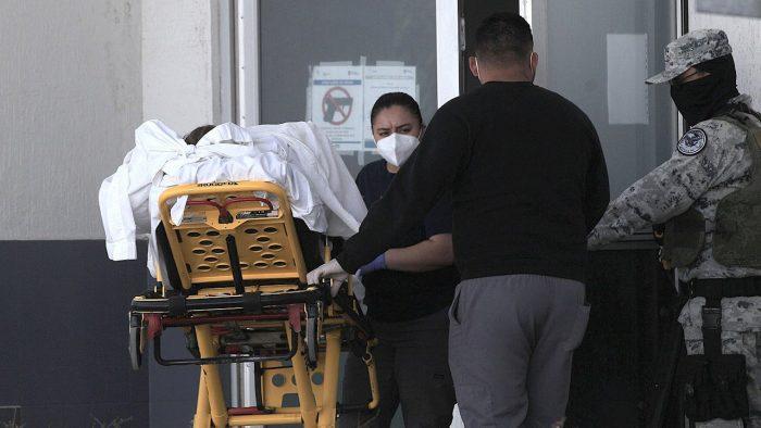 Muertes por Covid-19 en México un 60% más altas que las confirmadas