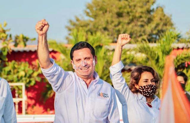 Movimiento Ciudadano aventaja en Colima