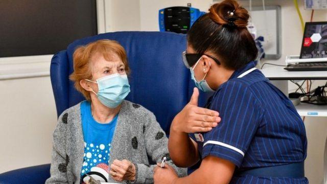 Reino Unido expande sus pruebas de combinación de vacunas