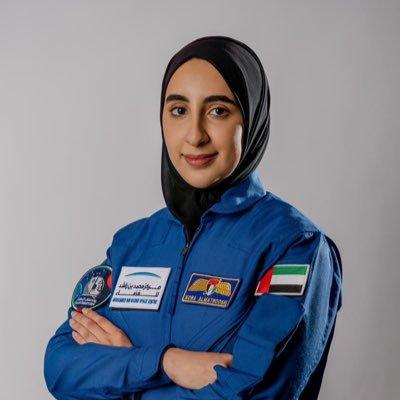 Noura AlMatrooshi, la primera mujer astronauta de origen árabe
