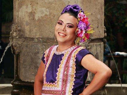 Lady Tacos de Canasta se lanza como candidata a diputada