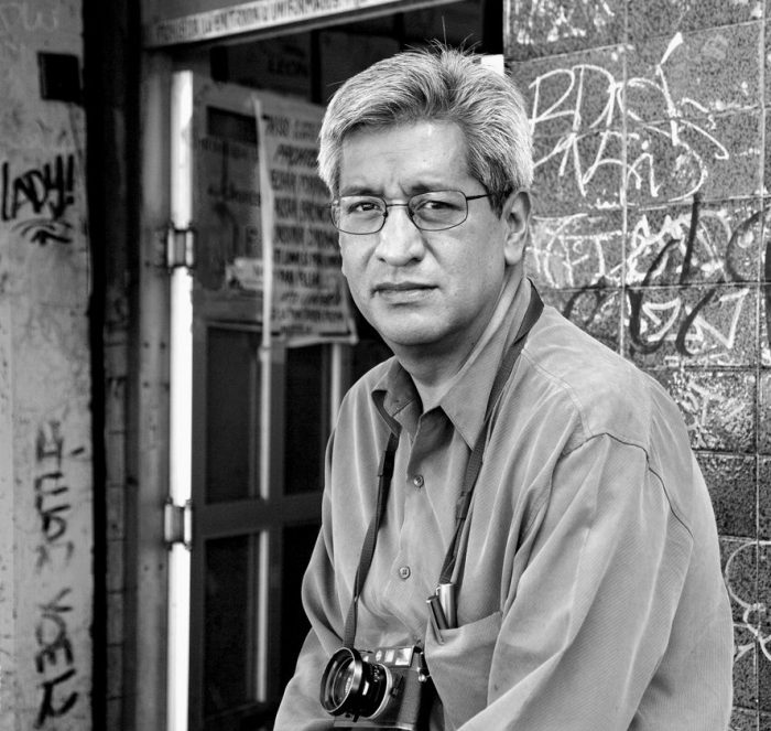 Muere Marco Antonio Cruz, reconocido fotoperiodista mexicano
