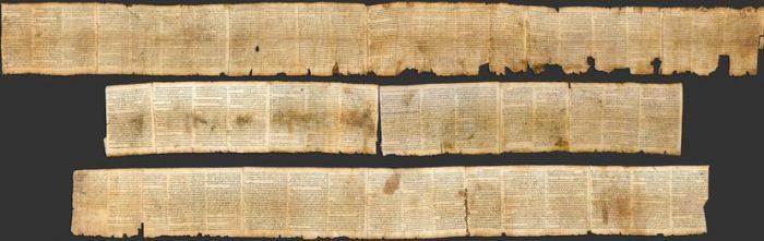 Tras las manos que escribieron la Biblia