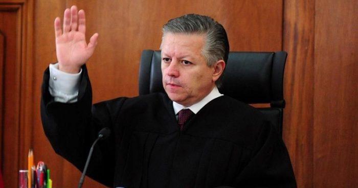 Arturo Zaldívar será presidente de la SCJN hasta 2024 tras aprobación de Senado