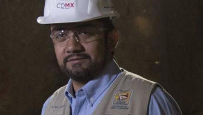 Detienen a Édgar Tungüí, excomisionado para la Reconstrucción de la CDMX