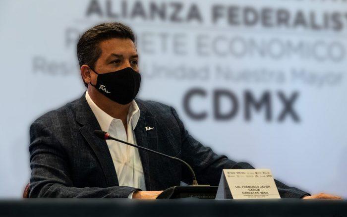 García Cabeza de Vaca rechaza haber denunciado a hijos de AMLO ante la DEA