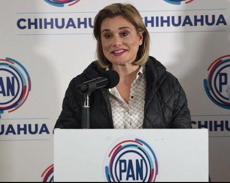Vinculan a proceso a Maru Campos, candidata del PAN, por recibir dinero de César Duarte