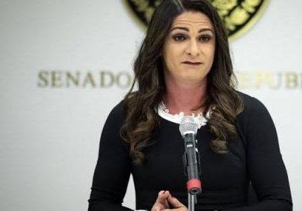 Senado cita a Ana Gabriela Guevara