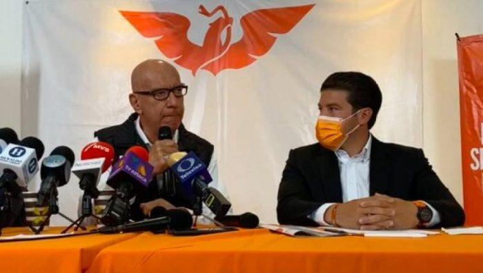 Dante Delgado valora denunciar a AMLO por intervenir en las elecciones