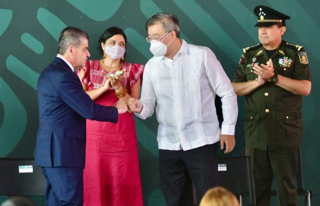 NOS UNIMOS EN LA PETICIÓN DE PERDÓN A LA COMUNIDAD CHINA EN MÉXICO: AMLO Y MARS
