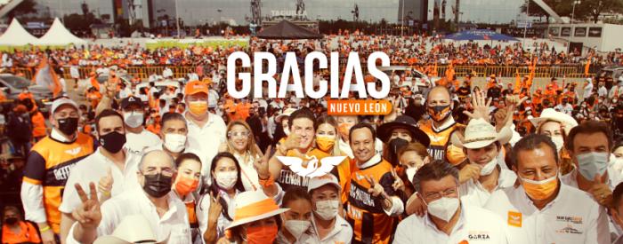 El PREP confirma posible victoria de Samuel García