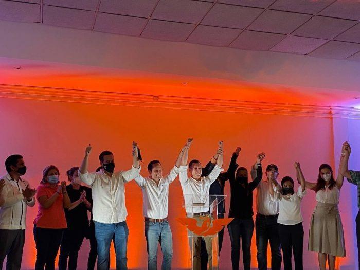 MC declara ganadores a Samuel García y a Luis Donaldo Colosio en Nuevo León y Monterrey