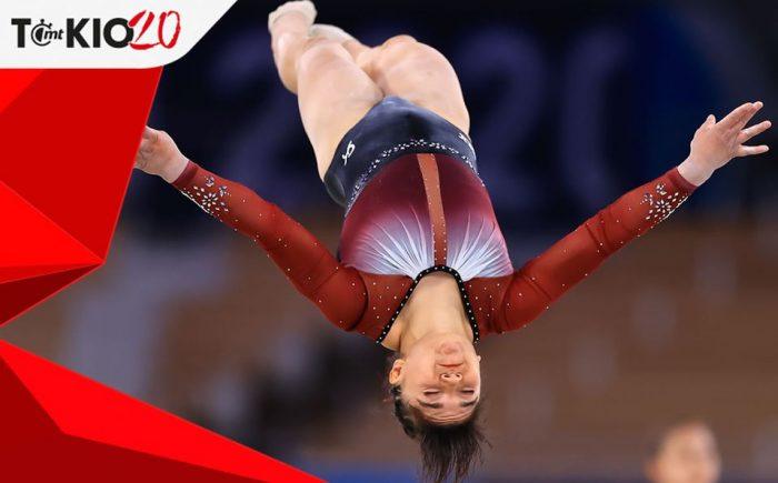 Alexa Moreno avanza a final de salto de caballo en Juegos Olímpicos de Tokio