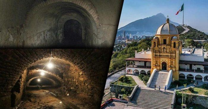 DOMINGO DE LEYENDA: LOSTUNELES DEL OBISPADO, LAS CATACUMBAS