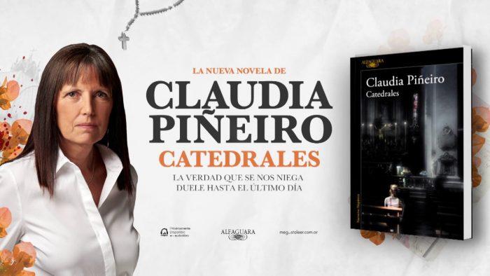 """Claudia Piñeiro, tras ganar el Premio Hammett: """"Este galardón es el corolario de la lucha de tantas mujeres"""""""