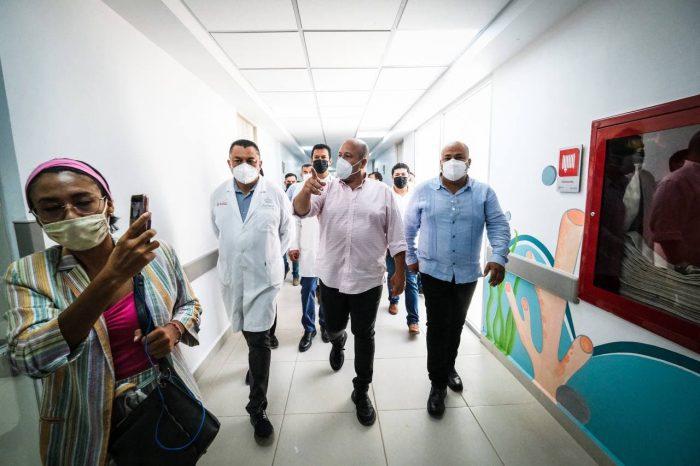 INVIERTE JALISCO 261 MDP EN HOSPITALES REGIONALES DE AMECA, PUERTO VALLARTA Y CIHUATLÁN; CON INTERVENCIÓN OPORTUNA INCREMENTÓ CAPACIDAD DE ATENCIÓN A PACIENTES COVID-19
