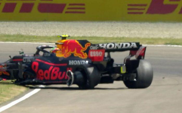 Checo Pérez volverá al GP de Bélgica tras su choque en el calentamiento