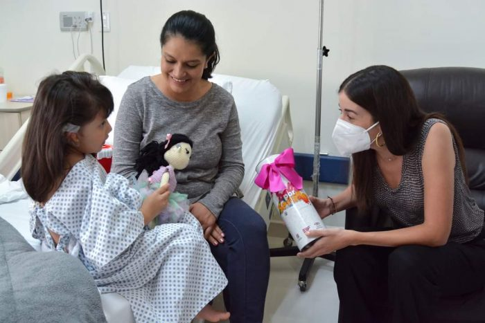Con cirugías osteointegradas mejoran calidad de vida de niños en Saltillo