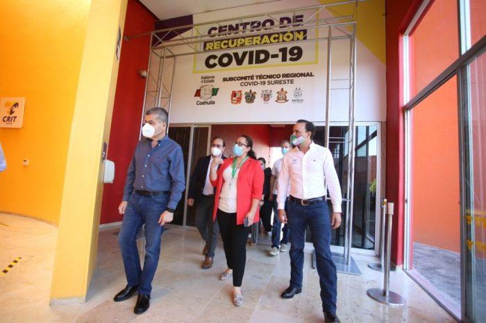 Llega Subcomité Covid Sureste a 135 sesiones