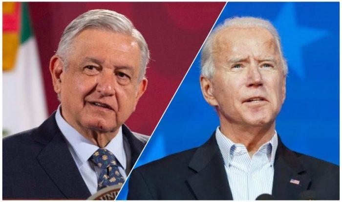 """AMLO sostendrá una videoconferencia con Joe Biden para hablar de """"cambio climático"""""""