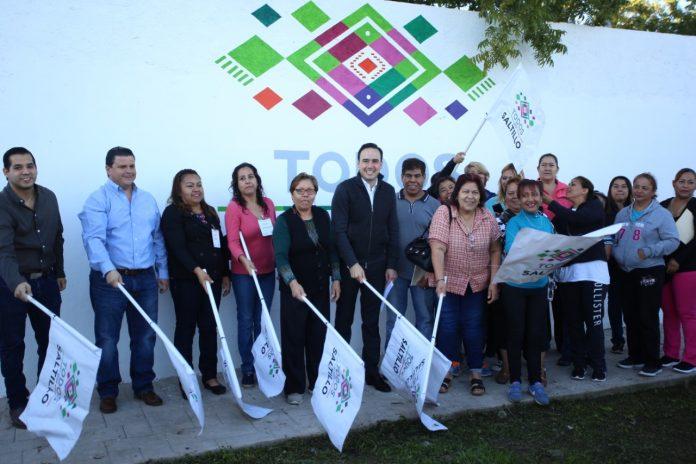 En Saltillo cumplimos con los Centros Comunitarios: Manolo Jiménez