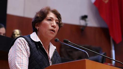 Delfina Gómez, 'reprobada': INE multa a Morena por 'diezmos' millonarios