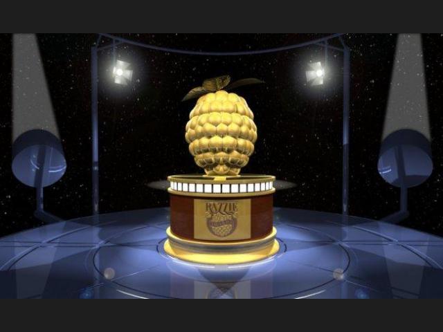 Y los nominados a lo peor del cine son...