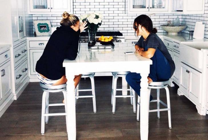 8 cosas que pasan cuando tus amigas son tus compañeras de casa