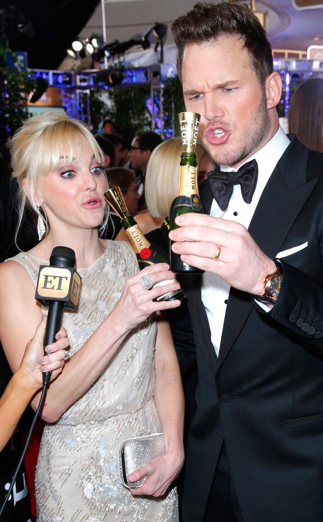 ¿Cuál fue la pareja más divertida de los Golden Globes?