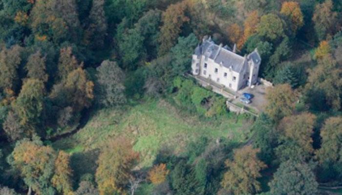 Se vende castillo con fantasma incluido en Escocia