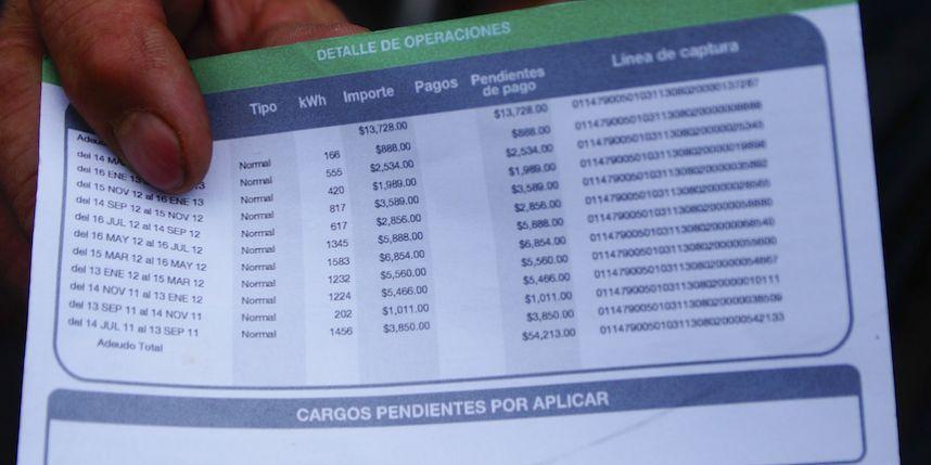 Profesora de Tamaulipas tendrá que pagar más de 200 mil pesos de luz