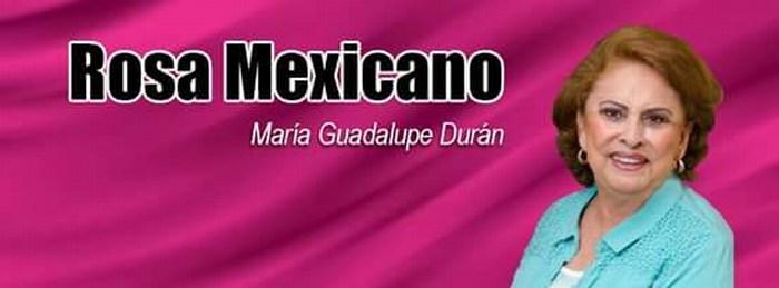 ROSA MEXICAN0