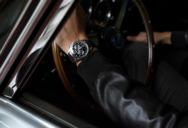 Bell & Ross y el reloj Vintage de los pilotos automovilísticos.