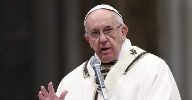 Papa Francisco apoya suspender patentes de vacunas