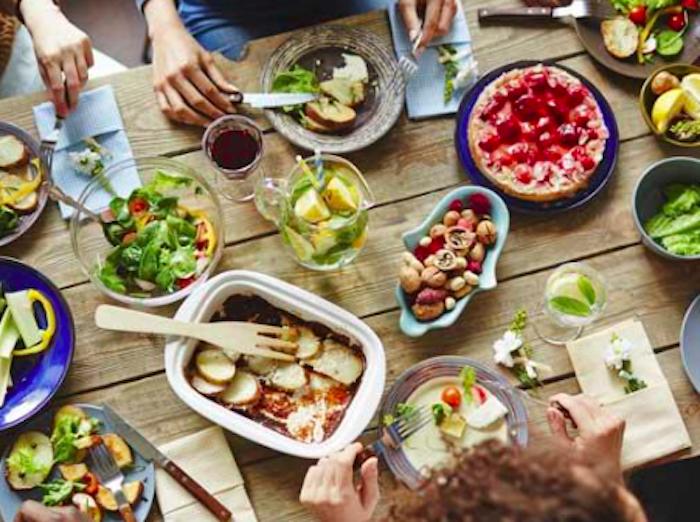 Dieta depurativa tras festejos...