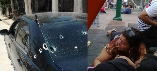 TERRIBLE VIOLENCIA EN REYNOSA TAMAULIPAS