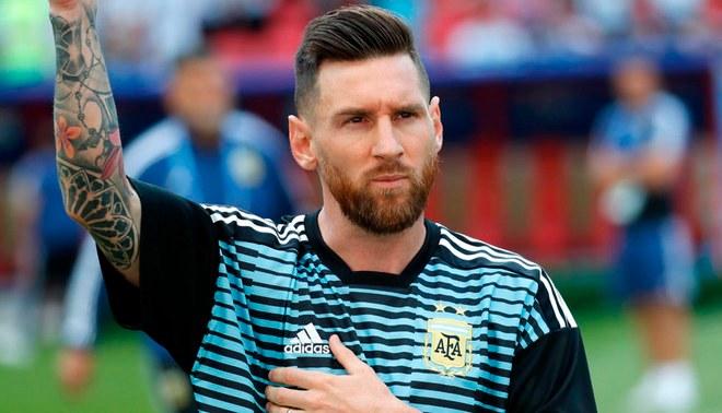 Leo Messi se corona como el futbolista mejor pagado del mundo