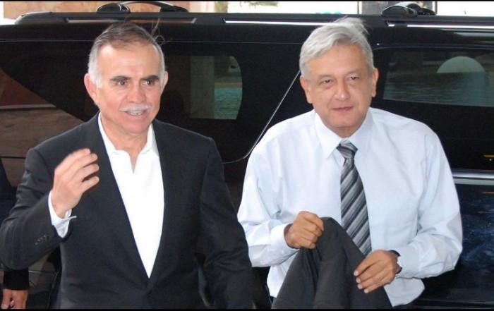 Se reúne AMLO con empresarios de Monterrey