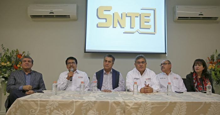 Invertirá Nuevo León en la Clínica de la Sección 50 de Maestros
