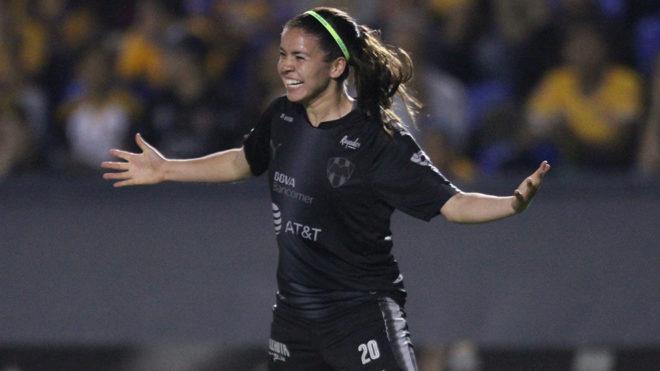 Encabeza Daniela Solís el equipo ideal de la J11