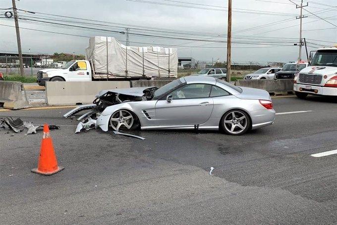 'Tuca' Ferretti sufre accidente automovilístico en Nuevo León