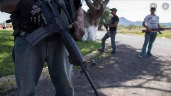 """Nuevo Laredo: la zona cero de la guerra entre """"La Tropa del Infierno"""" y las fuerzas armadas"""