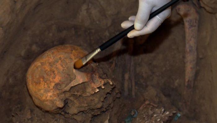 Élite Inca fue enterrada en un cementerio especial