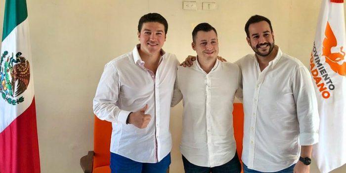 Hijo de Colosio encabeza proyecto de MC por Monterrey