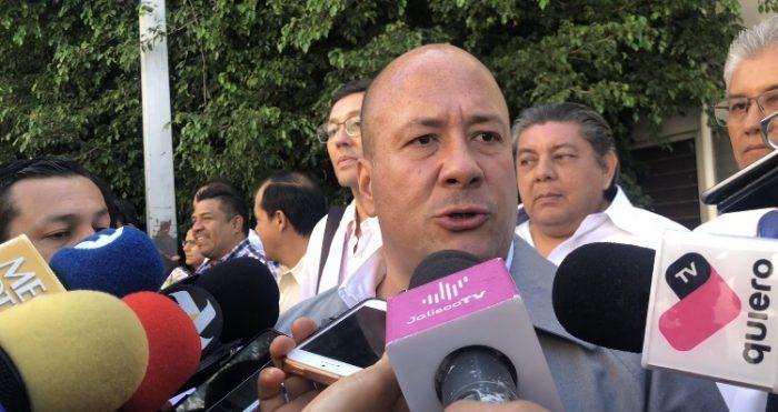 APOYA GOBIERNO DE ENRIQUE ALFARO DE  JALISCO EL REGRESO DE ESTUDIANTE BECADOS EN CHINA