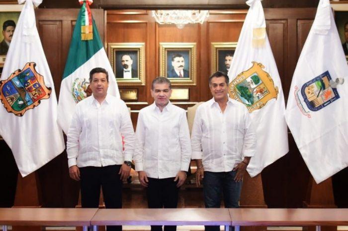 Gobernadores del noreste toman acciones contra la propagación del Covid-19