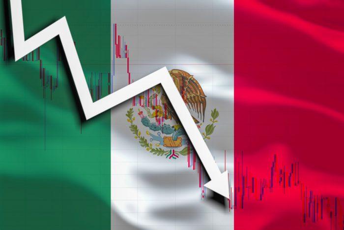 PIB de México cae 18.9% en segundo trimestre de 2020